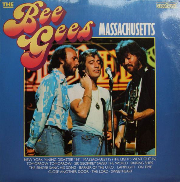 The Bee Gees* ‎– Massachusetts