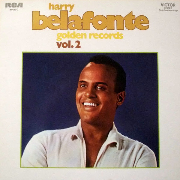 Harry Belafonte ‎– Golden Records Vol. 2