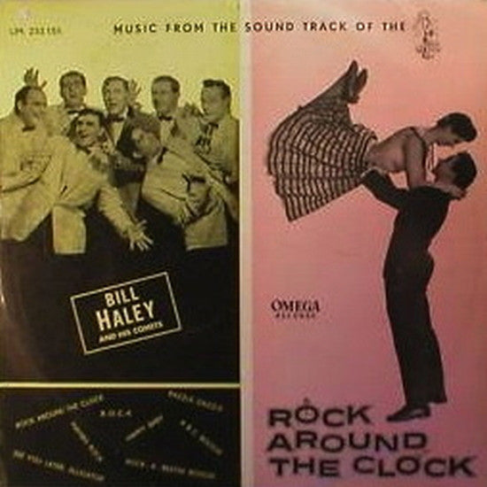 Bill Haley And His Comets ‎–Music From The Sound Track