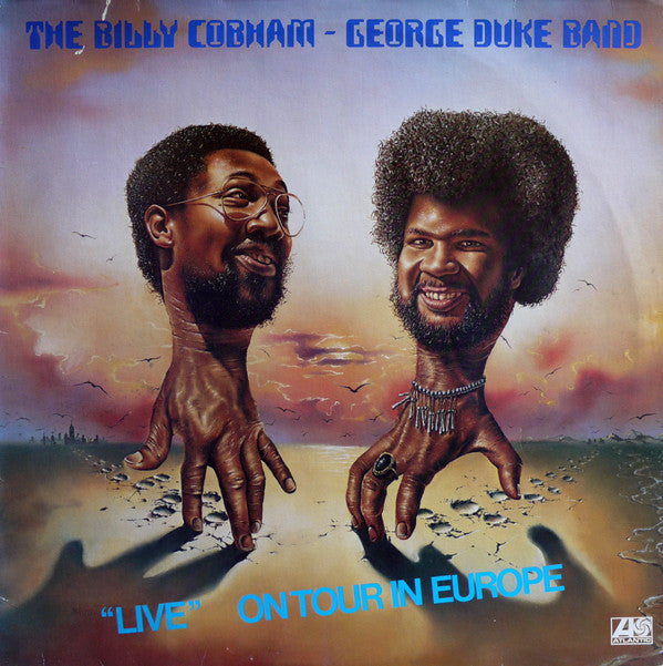 The Billy Cobham / George Duke Band ‎–
