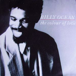 Billy Ocean ‎– The Colour Of Love