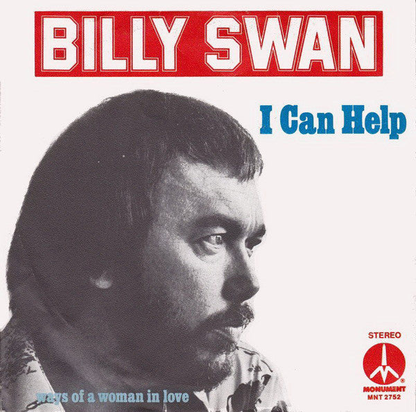 Billy Swan ‎– I Can Help