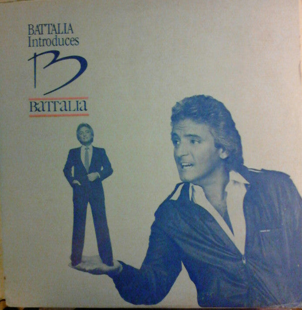 Anthony Battalia ‎– Anthony Battalia Introduces Anthony Battalia