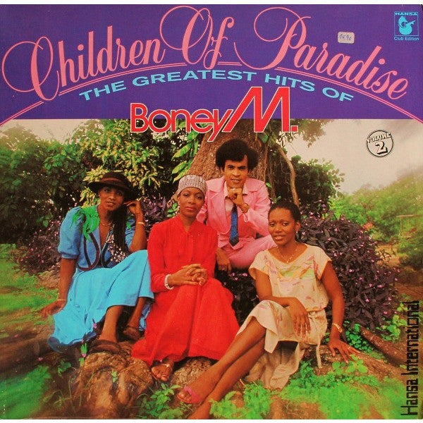 Boney M  Children of Paradise