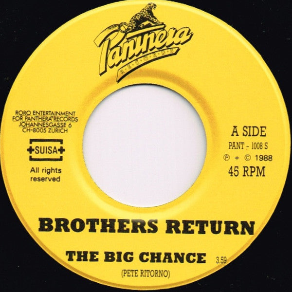 Brothers Return ‎– The Big Chance