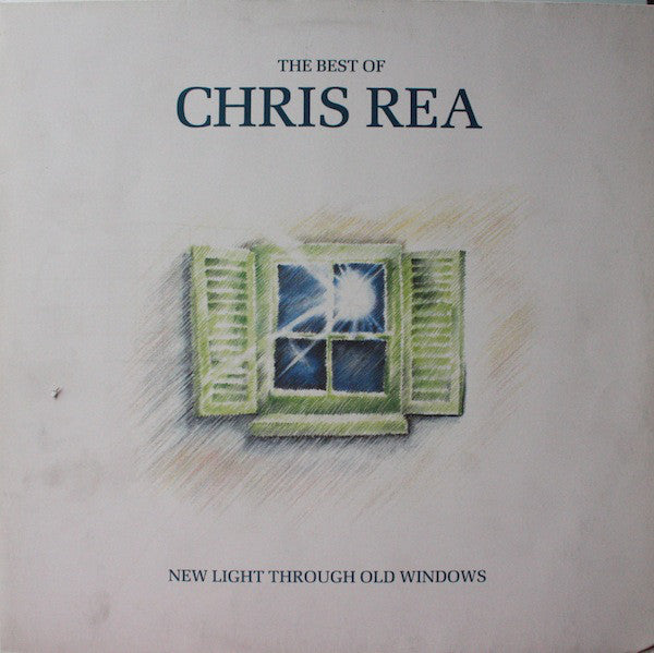 Chris Rea ‎– The Best Of Chris Rea - New Light Through Old Windows