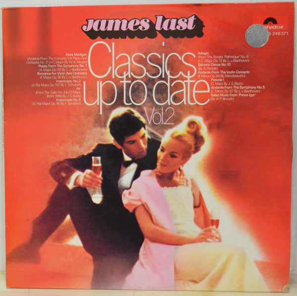 James Last Orchestra* ‎– Classics Up To Date Vol. 2