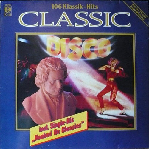 The Royal Philharmonic Orchestra ‎– Classic Disco
