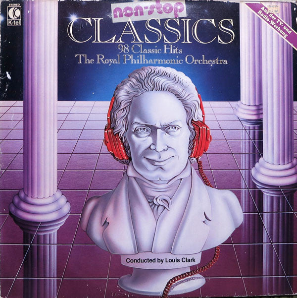 The Royal Philharmonic Orchestra ‎– Non-Stop Classics