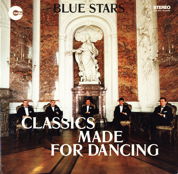 Blue Stars (3) ‎– Classics Made For Dancing