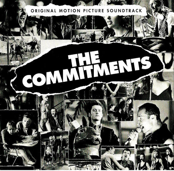 The Commitments ‎– The Commitments (Original Motion Picture Soundtrack) (526)