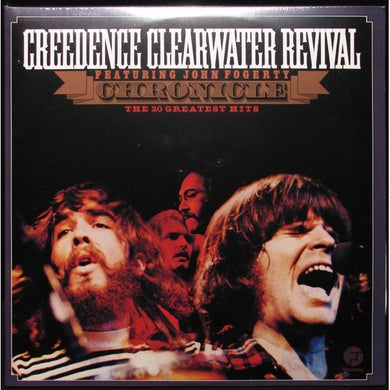 Creedence Clearwater Revival 2LP