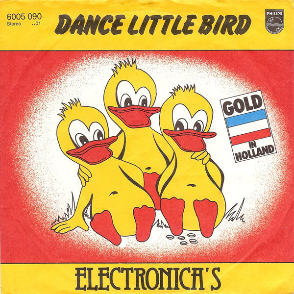 Electronica's* ‎– Dance Little Bird