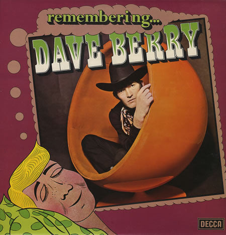 Dave Berry ‎– Remembering... Dave Berry