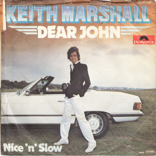 Keith Marshall ‎– Dear John