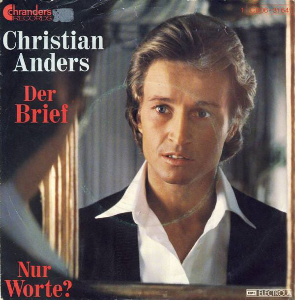 Christian Anders ‎– Der Brief