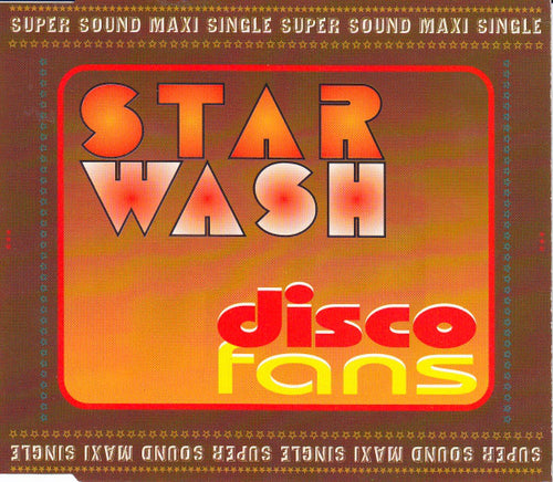 Star Wash ‎– Disco Fans