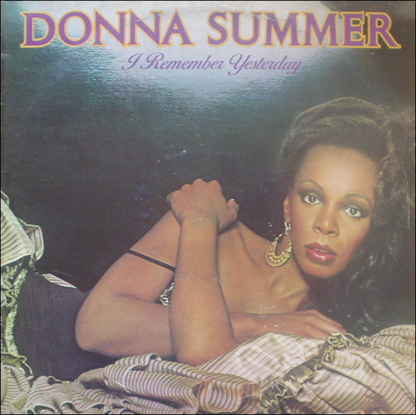 Donna Summer ‎– I Remember Yesterday