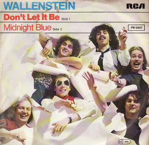 Wallenstein ‎– Don't Let It Be