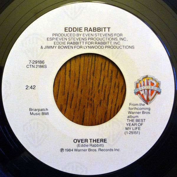 Eddie Rabbitt ‎– The Best Year Of My Life/Over There