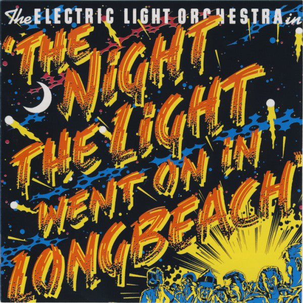 Electric light Orchestra the night the light went on in long beach