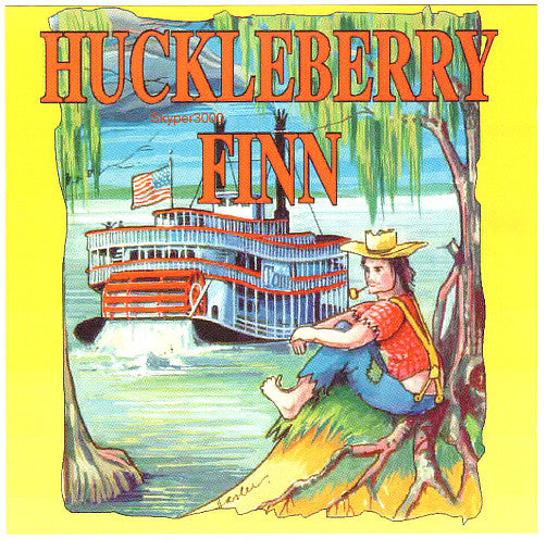 Mark Twain ‎– Huckleberry Finn