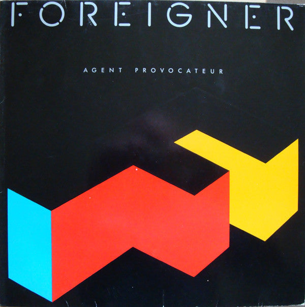 Foreigner Agent Provocateur