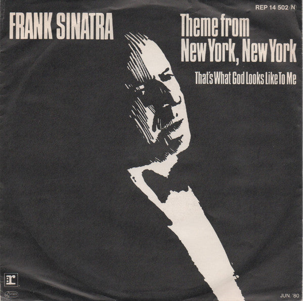 Frank Sinatra ‎– Theme From New York, New York