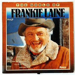 Frankie Laine ‎– The World Of Frankie Laine