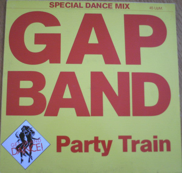 Gap Band - Party train