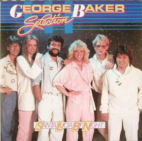 George Baker Selection ‎– Santa Lucia By Night