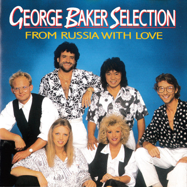 George Baker Selection ‎– From Russia With Love