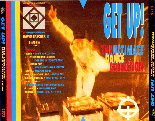 Get Up - the ultimate dance collection