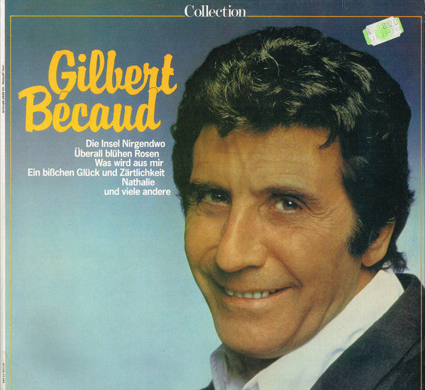 Gilbert Bécaud ‎– Collection