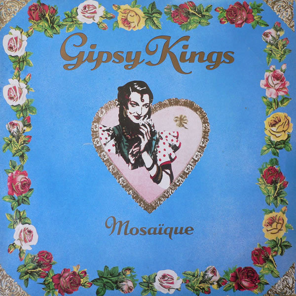 Gipsy Kings ‎– Mosaique