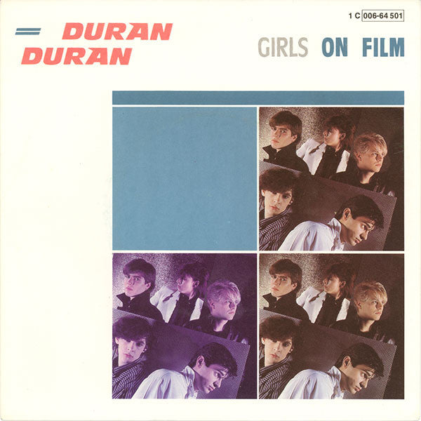 Duran Duran ‎– Girls On Film
