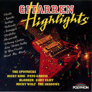 Various ‎– Gitarren Highlights