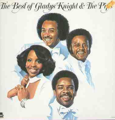 Gladys Knight & The Pips* ‎– The Best Of Gladys Knight & The Pips