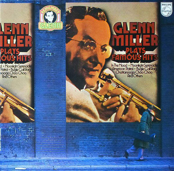 Glenn Miller ‎– Remember Glenn - 2 LP