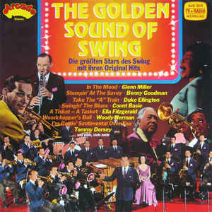 Various ‎– The Golden Sound Of Swing