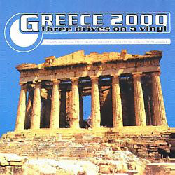 Three Drives On A Vinyl* ‎– Greece 2000 Remix