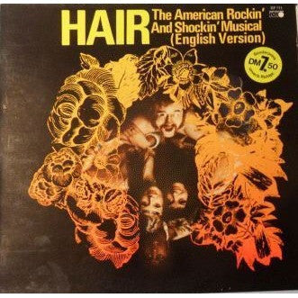 Hair The American Rockin and Shockin Musical