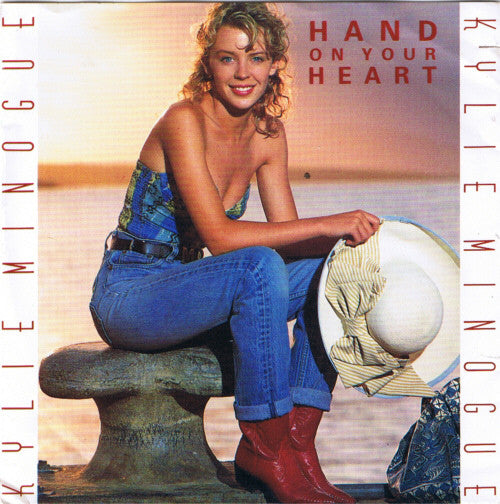 Kylie Minogue ‎– Hand On Your Heart