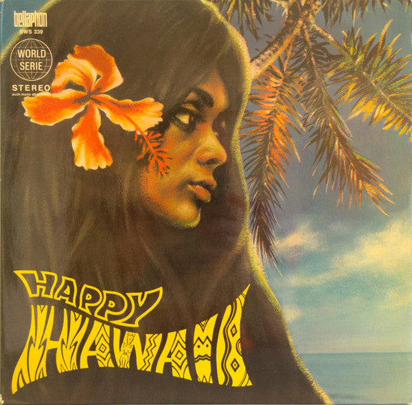 Hawaiian Dream Band ‎– Happy Hawaii