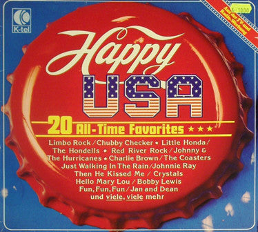 Various ‎– Happy USA
