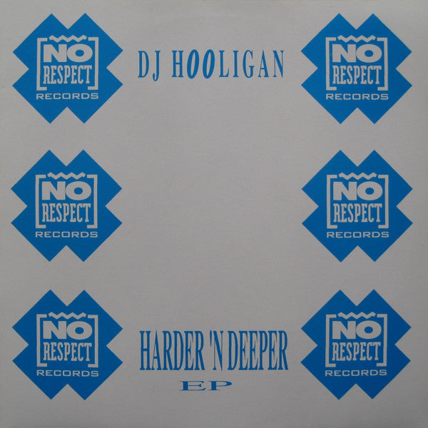 DJ Hooligan ‎– Harder 'N Deeper EP