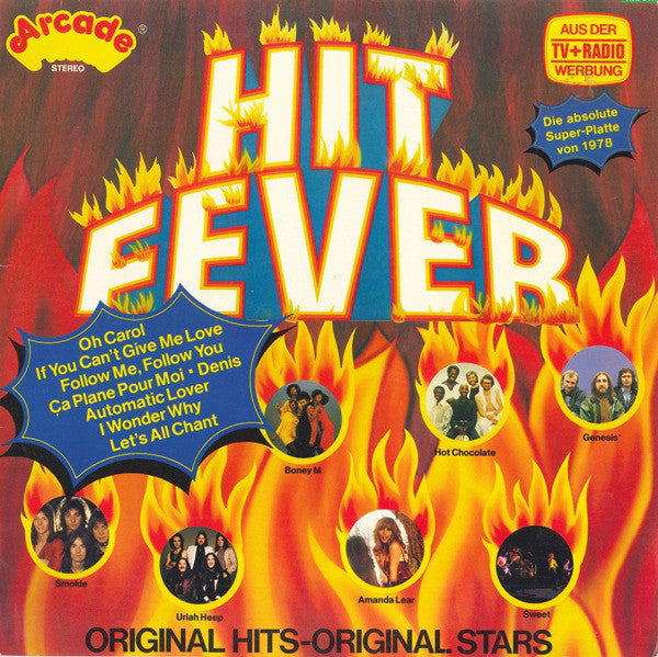 Various ‎– Hit Fever