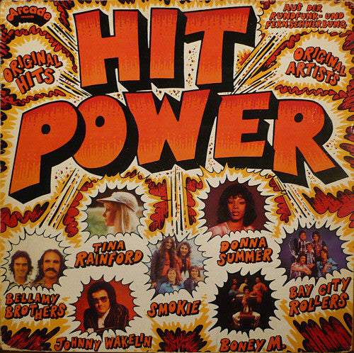 Hit Power