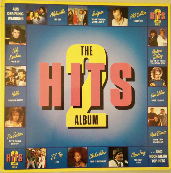 Various ‎– The Hits Album 2
