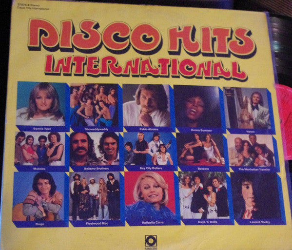 Various ‎– Disco Hits International